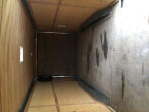 24' sled trailer