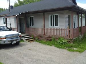 small 1 1/2 bedrm Bungalow for rent in Iroquois Falls