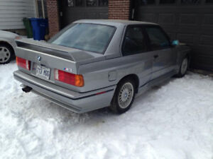 Wanted voiture classic european bmw m3 e30 m5 e28 m6 e24 2002 ti