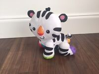 Fisher price touch and go tiger