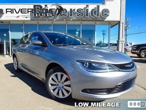2017 Chrysler 200 LX  -  Power Windows - $123.12 B/W