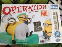 Minions Operation Game - Brand New in Box
