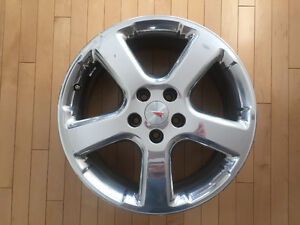 2008 Pontiac Grand Prix GXP Front Wheel (One Only)