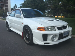1998 Mitsubishi Lancer Evolution V Sedan *RARE* (RHD)