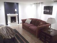 Sofa lit DE LUXE 3 places avec lit double incorporé