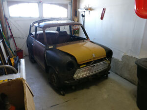 REDUCED 1980 Classic Austin Mini need gone asap!!! $4500