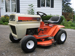 Fast free pickup of lawn and garden equipment