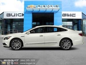 2018 Buick LaCrosse Avenir  - Navigation -  Sunroof
