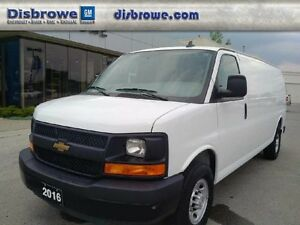 2016 Chevrolet Express Cargo Van   - Certified - $142.73 B/W London Ontario image 9