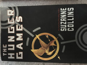 The hunger games series (all 3 books)