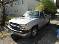 2004 Chevrolet Silverado 1500 Pickup Truck