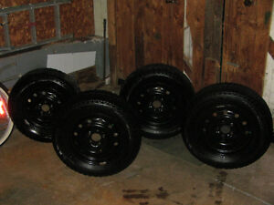 Like New Tires on Newer Rims