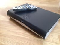 Sky HD box with remote -- boxed