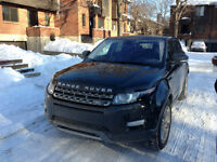 2013 Range Rover Evoque Pure, for sale or lease transfer