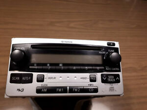 Radio CD MP3 Toyota Echo Yaris