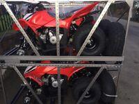 Honda trx90 quad