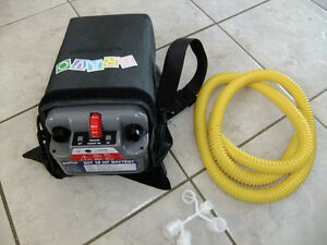 Inflatable Pump Bravo BST 12 HP LIKE NEW  TOP MODEL