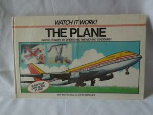 The Plane - Pop-Up Book