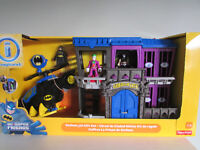Fisher Price Batman Gotham Jail Gift Set