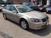 2005 NISSAN ALTIMA 3.5 S SEDAN...LOW KMS...AWESOME COND. City of Toronto Toronto (GTA) Preview