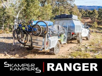 2018 NEW Skamper Kampers Soft Floor Off Road Camper Trailer Emu Heights Penrith Area Preview