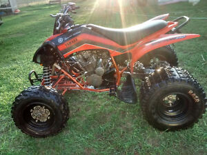 For Sale 2008 Raptor 250 special edition