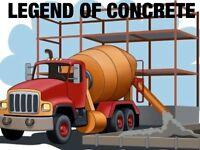 Concrete service