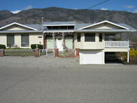 EXECUTIVE HOME IN A SAFE AND QUIET NEIGHBORHOOD IN OSOYOOS