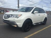 Acura MDX 2007 TECHNOLOGY PKG CUIR 7 PLACES 2DVD EXTRA