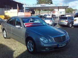 Mercedes-Benz E Class 2.1CDI E220 Avantgarde Saloon 4d 2145cc auto
