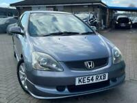 2004 Honda Civic 1.6 i-VTEC Sport 3dr Hatchback Petrol Manual