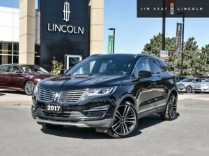 2017 Lincoln MKC Reserve  - Navigation -  Sunroof - $139.84 /Wk
