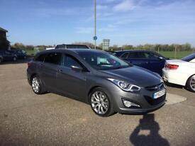 Hyundai i40 1.7TD ( 136ps ) Auto Premium