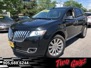 2014 Lincoln MKX AWD  -  - Navigation - Leather Seats