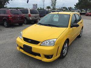 !SALE! 2006 Ford Focus Hatchback! Safety & Etested!! 128K's!