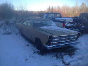 66 ford fairlane for sale