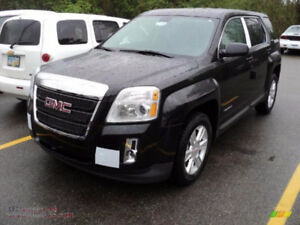 2011 GMC Terrain SLE-1 SUV, WITH XTRA 4 NEW SNOWTIRES WITH RIMS