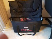 SKIP THE DISHES DELIVERY BAGS