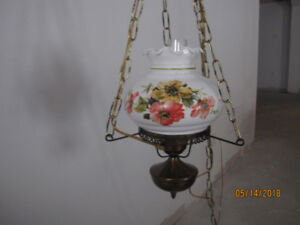 Vintage Tiffany Lamp