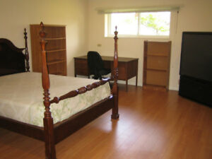 Large bedroom available near SFU / Metrotown / BCIT