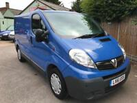 Vauxhall Vivaro AUTOMATIC 2.0CDTi 2011MY 2700 SWB - £5995 NO VAT