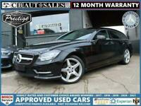 2014 Mercedes-Benz CLS 2.1 CLS250 CDI BlueEFFICIENCY AMG Sport Shooting Brake 7G