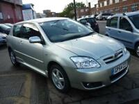 Toyota Corolla Colour Collection VVT-I 3dr PETROL AUTOMATIC 2005/54