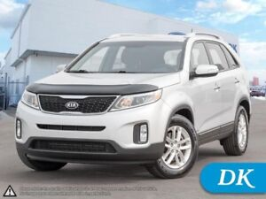 2014 Kia Sorento LX V6 AWD w/Heated Seats, Bluetooth, and More!