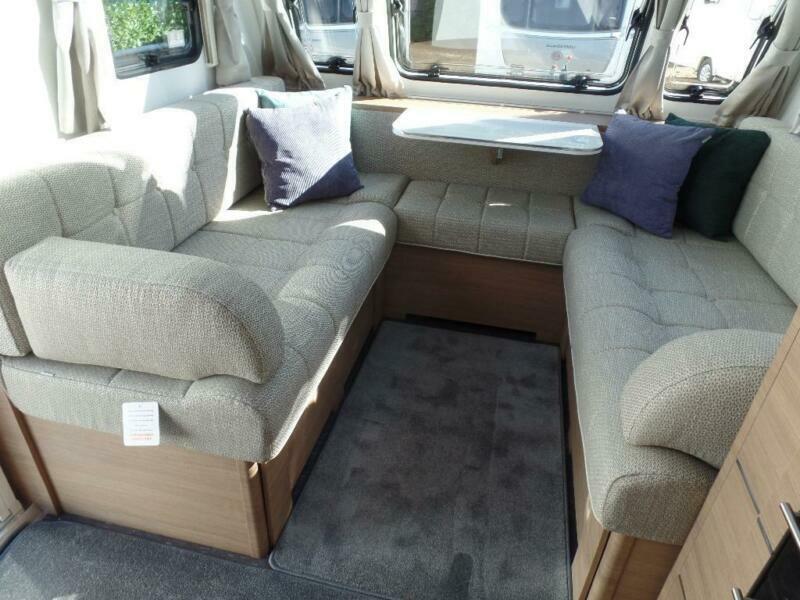 NEW 2019 2,3,4 Berth Adria Adora 612 DL Seine Touring Family Caravan,  Single Bed | in Northampton, Northamptonshire | Gumtree