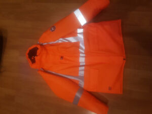Helly Hansen hopedale parka(insulated/fire resistant)