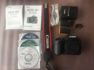 Canon EOS 70D DSLR Body and 3 Image Stabilized Lenses
