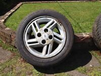 Escort Xr3i 87-90 alloy wheel