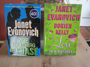 Three Hard Cover Books for Sale