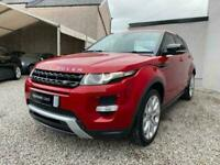 2013 Land Rover Range Rover Evoque SD4 DYNAMIC LUX Auto ESTATE Diesel Automatic